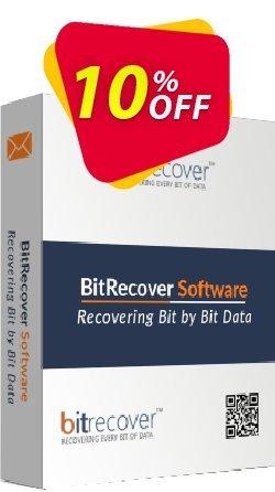 BitRecover EML Converter - License Upgrade Coupon, discount Coupon code EML Converter - License Upgrade. Promotion: EML Converter - License Upgrade offer from BitRecover
