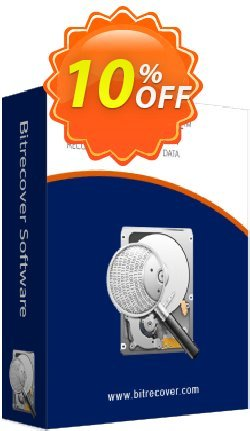 BitRecover Data Recovery Wizard Coupon, discount Coupon code BitRecover Data Recovery Wizard - Personal License. Promotion: BitRecover Data Recovery Wizard - Personal License Exclusive offer for iVoicesoft