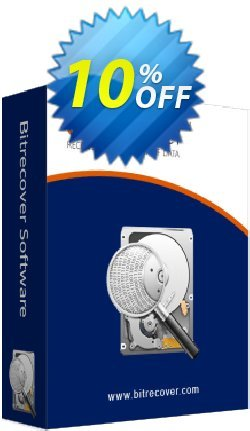BitRecover Virtual Drive Recovery Wizard Coupon, discount Coupon code BitRecover Virtual Drive Recovery Wizard - Personal License. Promotion: BitRecover Virtual Drive Recovery Wizard - Personal License Exclusive offer for iVoicesoft