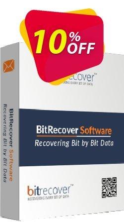 BitRecover QuickData EML Converter - Pro License Coupon, discount Coupon code QuickData EML Converter - Pro License. Promotion: QuickData EML Converter - Pro License offer from BitRecover