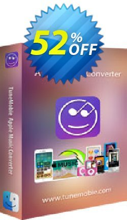 TuneMobie Apple Music Converter for Mac - Lifetime License  Coupon, discount Coupon code TuneMobie Apple Music Converter for Mac (Lifetime License). Promotion: TuneMobie Apple Music Converter for Mac (Lifetime License) Exclusive offer for iVoicesoft