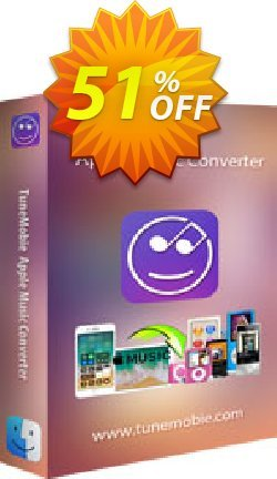 TuneMobie Apple Music Converter for Mac - Family License  Coupon, discount Coupon code TuneMobie Apple Music Converter for Mac (Family License). Promotion: TuneMobie Apple Music Converter for Mac (Family License) Exclusive offer for iVoicesoft
