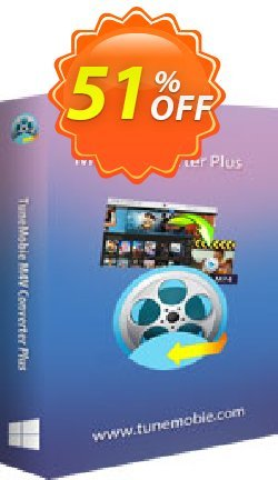 TuneMobie M4V Converter Plus - Lifetime License  Coupon, discount Coupon code TuneMobie M4V Converter Plus (Lifetime License). Promotion: TuneMobie M4V Converter Plus (Lifetime License) Exclusive offer for iVoicesoft