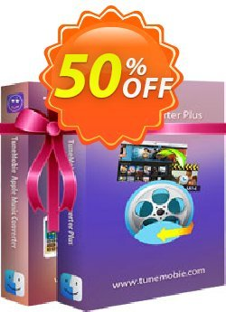 TuneMobie iTunes Converter Toolkit for Mac - Family License  Coupon, discount Coupon code TuneMobie iTunes Converter Toolkit for Mac (Family License). Promotion: TuneMobie iTunes Converter Toolkit for Mac (Family License) Exclusive offer for iVoicesoft