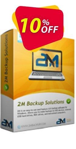 2M Backup Full Coupon, discount 2M Backup Full super discount code 2020. Promotion: super discount code of 2M Backup Full 2020