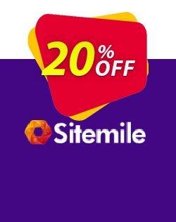 SiteMile Club Membership Coupon, discount SiteMile Club Membership Amazing promo code 2020. Promotion: Amazing promo code of SiteMile Club Membership 2020