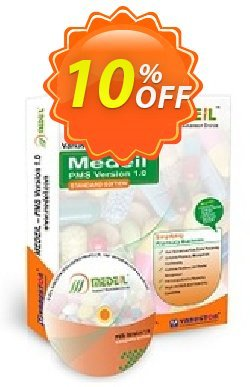 Vanuston MEDEIL Standard Coupon, discount MEDEIL - STD EDITION (Pharmacy Software) Impressive discount code 2019. Promotion: Impressive discount code of MEDEIL - STD EDITION (Pharmacy Software) 2019