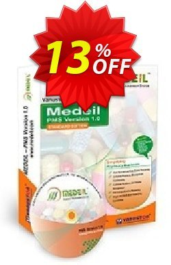 Vanuston MEDEIL Standard - Subscription/Month  Coupon, discount MEDEIL-STD-Subscription License/month Exclusive sales code 2019. Promotion: Exclusive sales code of MEDEIL-STD-Subscription License/month 2019