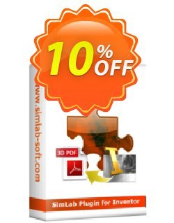 Visably 3D PDF for Inventor Coupon, discount 3D PDF for Inventor Fearsome sales code 2020. Promotion: Fearsome sales code of 3D PDF for Inventor 2020