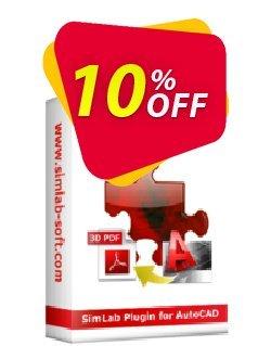 Visably 3D PDF for AutoCAD Coupon, discount 3D PDF for AutoCAD Dreaded deals code 2020. Promotion: Dreaded deals code of 3D PDF for AutoCAD 2020