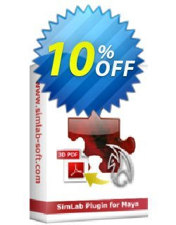 Visably 3D PDF for Maya Coupon, discount 3D PDF for Maya Excellent offer code 2020. Promotion: Excellent offer code of 3D PDF for Maya 2020