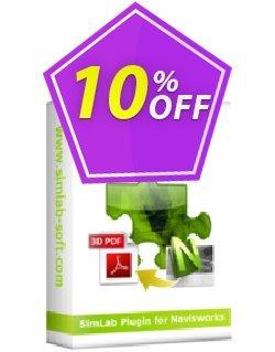 Visably 3D PDF for Navisworks Coupon, discount 3D PDF for Navisworks Awful discounts code 2020. Promotion: Awful discounts code of 3D PDF for Navisworks 2020