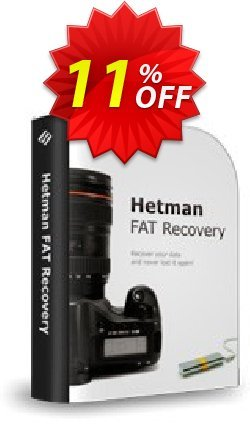 Hetman FAT Recovery Coupon, discount Hetman FAT Recovery Special promo code 2020. Promotion: Special promo code of Hetman FAT Recovery 2020