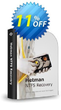 Hetman NTFS Recovery Coupon, discount Hetman NTFS Recovery Exclusive discounts code 2020. Promotion: Exclusive discounts code of Hetman NTFS Recovery 2020