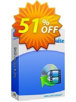 LeKuSoft DVD Ripper Suite Coupon discount LeKuSoft DVD Ripper Suite Dreaded deals code 2020 - Dreaded deals code of LeKuSoft DVD Ripper Suite 2020