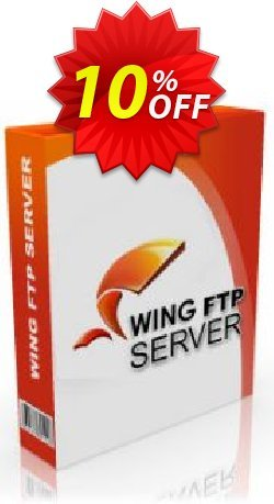 Wing FTP Server - Secure Edition for Windows Site License Coupon, discount Wing FTP Server - Secure Edition for Windows Site License Awful sales code 2020. Promotion: Awful sales code of Wing FTP Server - Secure Edition for Windows Site License 2020