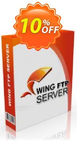 Wing FTP Server - Corporate Edition for Windows Coupon, discount Wing FTP Server - Corporate Edition for Windows Wonderful deals code 2020. Promotion: Wonderful deals code of Wing FTP Server - Corporate Edition for Windows 2020