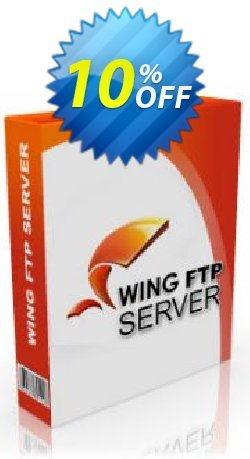 Wing FTP Server - Secure Edition for Windows Coupon, discount Wing FTP Server - Secure Edition for Windows Impressive sales code 2020. Promotion: Impressive sales code of Wing FTP Server - Secure Edition for Windows 2020
