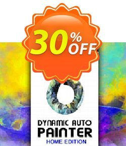 Dynamic Auto Painter 6 HOME Edition Coupon, discount Coupon code Dynamic Auto Painter 6 HOME Edition. Promotion: Dynamic Auto Painter 6 HOME Edition Exclusive offer for iVoicesoft