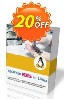 Recover Data for Linux - Linux OS - Technician License Coupon, discount Recover Data for Linux (Linux OS) - Technician License Dreaded discount code 2020. Promotion: Dreaded discount code of Recover Data for Linux (Linux OS) - Technician License 2020