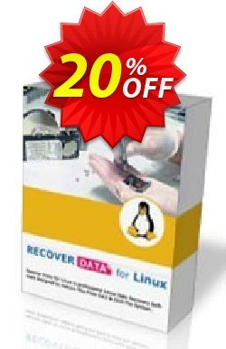 Recover Data for Linux - Windows OS - Technician License Coupon, discount Recover Data for Linux (Windows OS) - Technician License Wondrous promotions code 2020. Promotion: Wondrous promotions code of Recover Data for Linux (Windows OS) - Technician License 2020
