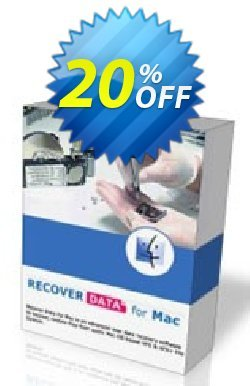 Recover Data for Mac - Technician License Coupon, discount Recover Data for Mac - Technician License Big discounts code 2020. Promotion: Big discounts code of Recover Data for Mac - Technician License 2020