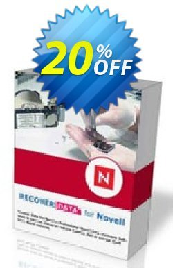 Recover Data for Novell Netware - Technician License Coupon, discount Recover Data for Novell Netware - Technician License Stirring deals code 2020. Promotion: Stirring deals code of Recover Data for Novell Netware - Technician License 2020
