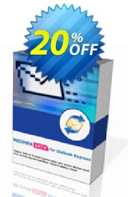 Recover Data for Outlook Express - Personal License Coupon, discount Recover Data for Outlook Express - Personal License Wondrous deals code 2020. Promotion: Wondrous deals code of Recover Data for Outlook Express - Personal License 2020
