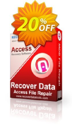 Recover Data for Access - Home User License Coupon, discount Recover Data for Access - Home User License Excellent deals code 2020. Promotion: Excellent deals code of Recover Data for Access - Home User License 2020