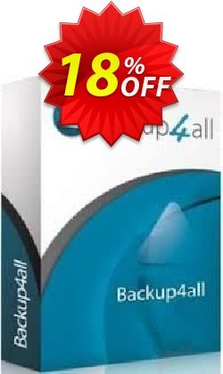 Backup4all Coupon, discount Backup4all Awful offer code 2020. Promotion: Awful offer code of Backup4all 2020