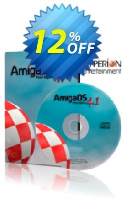 AmigaOS 4.1 Final Edition for Classic - Download  Coupon, discount AmigaOS 4.1 Final Edition for Classic (Download) Staggering deals code 2020. Promotion: Staggering deals code of AmigaOS 4.1 Final Edition for Classic (Download) 2020
