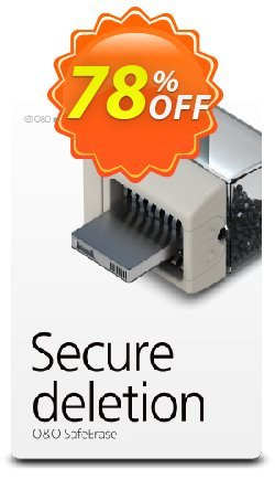 O&O SafeErase 16 Server Coupon discount 60% OFF O&O SafeErase ServerOct 2021. Promotion: Big promo code of O&O SafeErase Server, tested in October 2021