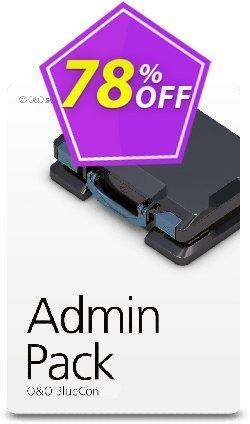 O&O BlueCon 18 Tech Edition Plus - 1 year  Coupon discount 50% OFF O&O BlueCon 17 Tech Edition Plus (1 year), verified. Promotion: Big promo code of O&O BlueCon 17 Tech Edition Plus (1 year), tested & approved