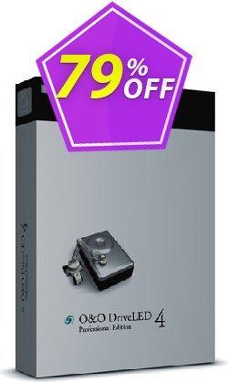 O&O DriveLED 4 - for 3 PCs  Coupon discount 50% OFF O&O DriveLED 4 (for 3 PCs), verified. Promotion: Big promo code of O&O DriveLED 4 (for 3 PCs), tested & approved