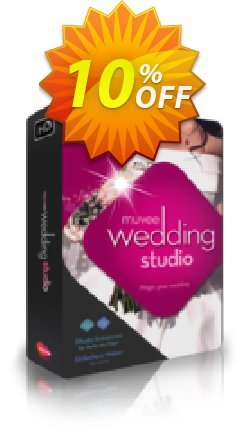 muvee Wedding Studio Coupon, discount muvee Wedding Studio Excellent deals code 2019. Promotion: Excellent deals code of muvee Wedding Studio 2019