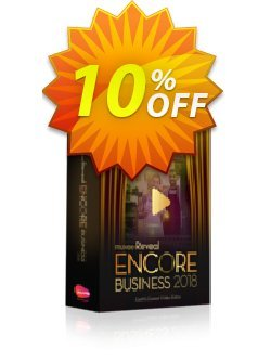 muvee Reveal Encore Business Pack Coupon, discount muvee Reveal Encore Business Pack Dreaded sales code 2020. Promotion: Dreaded sales code of muvee Reveal Encore Business Pack 2020