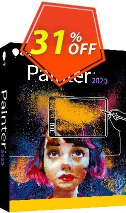Corel Painter 2020 - Windows/Mac  Coupon, discount 37% OFF Painter 2020 (Windows/Mac) Nov 2020. Promotion: Awesome deals code of Painter 2020 (Windows/Mac), tested in November 2020