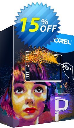 Corel Painter 2021 - subscription  Coupon, discount 15% OFF Corel Painter 2021 (subscription), verified. Promotion: Awesome deals code of Corel Painter 2021 (subscription), tested & approved