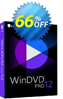 Corel WinDVD Pro 12 Coupon, discount 65% OFF Corel WinDVD Pro 12 Nov 2020. Promotion: Awesome deals code of Corel WinDVD Pro 12, tested in November 2020