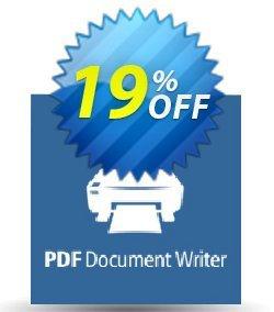 Corel PDF Document Writer Coupon discount 15% OFF Corel PDF Document Writer Nov 2019. Promotion: Awesome deals code of Corel PDF Document Writer, tested in November 2019