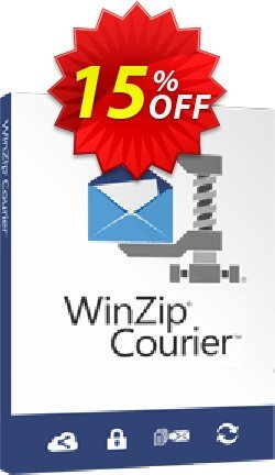 WinZip Courier 9.5 Coupon discount 10% OFF WinZip Courier 9.5 Nov 2019. Promotion: Awesome deals code of WinZip Courier 9.5, tested in November 2019