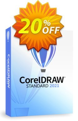 CorelDRAW Standard 2021 Coupon, discount 20% OFF CorelDRAW Standard 2021, verified. Promotion: Awesome deals code of CorelDRAW Standard 2021, tested & approved