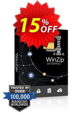 WinZip 24 Enterprise Coupon, discount 10% OFF WinZip 24 Enterprise Nov 2020. Promotion: Awesome deals code of WinZip 24 Enterprise, tested in November 2020