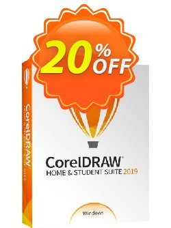 CorelDRAW Home & Student Suite 2021 Coupon, discount 20% OFF CorelDRAW Home & Student Suite 2021 2021. Promotion: Awesome deals code of CorelDRAW Home & Student Suite 2021, tested in {{MONTH}}
