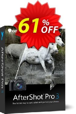 AfterShot Pro 3 Coupon, discount 50% OFF AfterShot Pro 3 2021. Promotion: Awesome deals code of AfterShot Pro 3, tested in {{MONTH}}