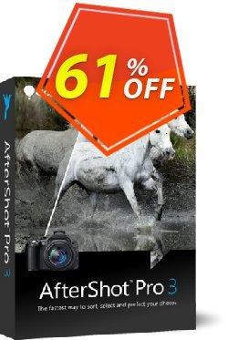 AfterShot Pro 3 Coupon, discount 50% OFF AfterShot Pro 3 Nov 2020. Promotion: Awesome deals code of AfterShot Pro 3, tested in November 2020