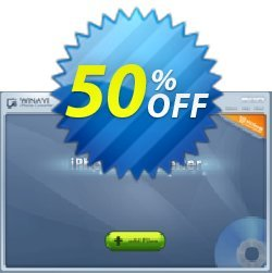 WinAVI iPhone Converter Site License Coupon, discount WinAVI iPhone Converter Site License Fearsome discounts code 2021. Promotion: Awful promo code of WinAVI iPhone Converter Site License 2021