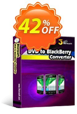 3herosoft DVD to BlackBerry Converter Coupon, discount 3herosoft DVD to BlackBerry Converter Imposing sales code 2020. Promotion: Imposing sales code of 3herosoft DVD to BlackBerry Converter 2020