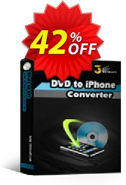 3herosoft DVD to iPhone Converter Coupon, discount 3herosoft DVD to iPhone Converter Exclusive discounts code 2020. Promotion: Exclusive discounts code of 3herosoft DVD to iPhone Converter 2020