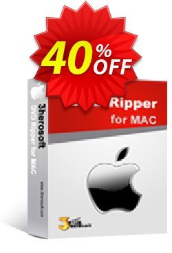 3herosoft DVD Ripper for Mac Coupon, discount 3herosoft DVD Ripper for Mac Exclusive promotions code 2020. Promotion: Exclusive promotions code of 3herosoft DVD Ripper for Mac 2020